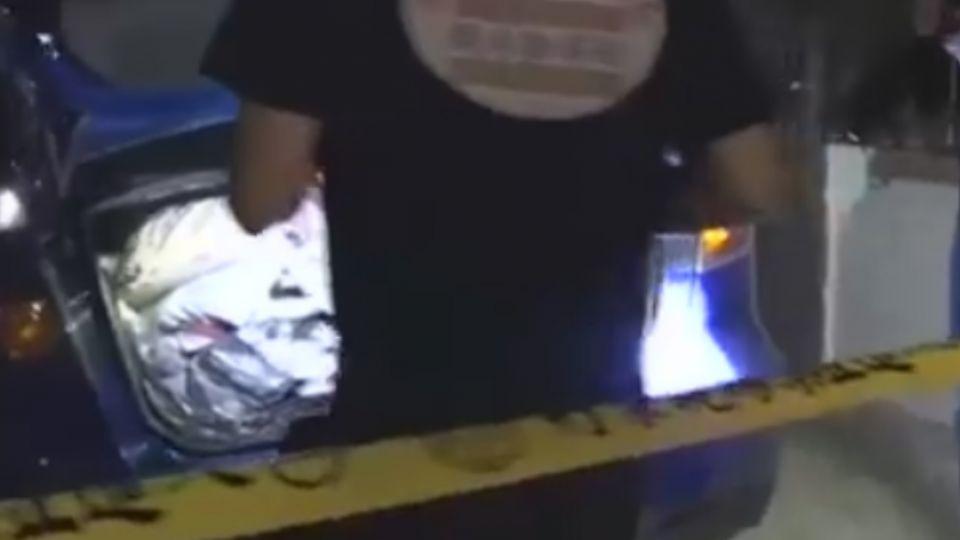 無照毒品前科男拒盤查 逃逸撞傷3民眾