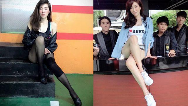 kimiko教妳簡單擁有名模美腿!