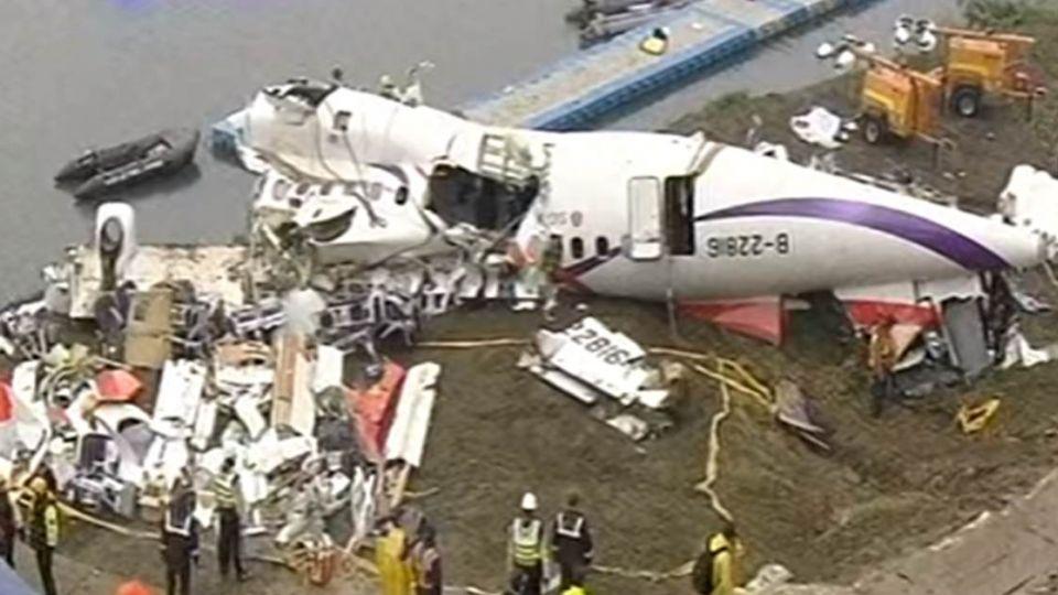 復航南港空難真相 ATR客機驚爆3大瑕疵