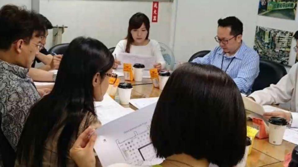 520就職倒數 Janet奔民進黨中央順流程