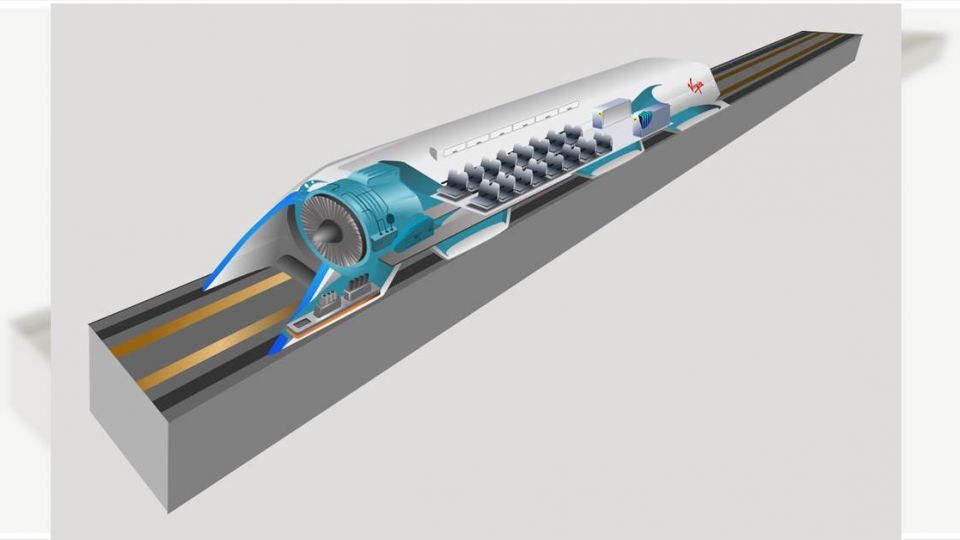 【影片】超級高鐵首測成功 未來北高只需17分鐘