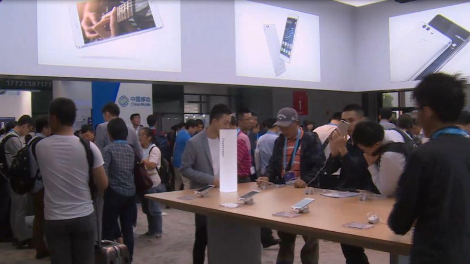 CES消費電子展亞洲版 七成大陸品牌撐場