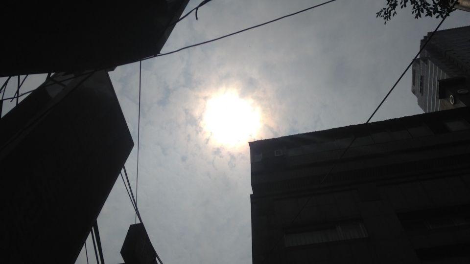 【影片】周日悶熱 高溫31-33度 防午後雷陣雨