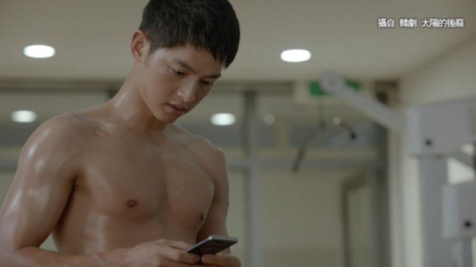 韓劇新3寶「淋浴、換衣、健身」!  男神為它全脫了
