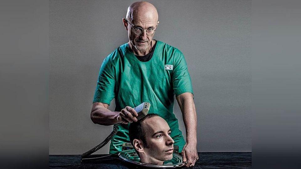 【影片】驚!「換人頭」手術明年開跑 科學怪人將成真?