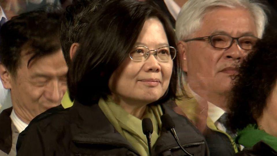 國際評小英:亞洲梅克爾、領導華人唯一民主