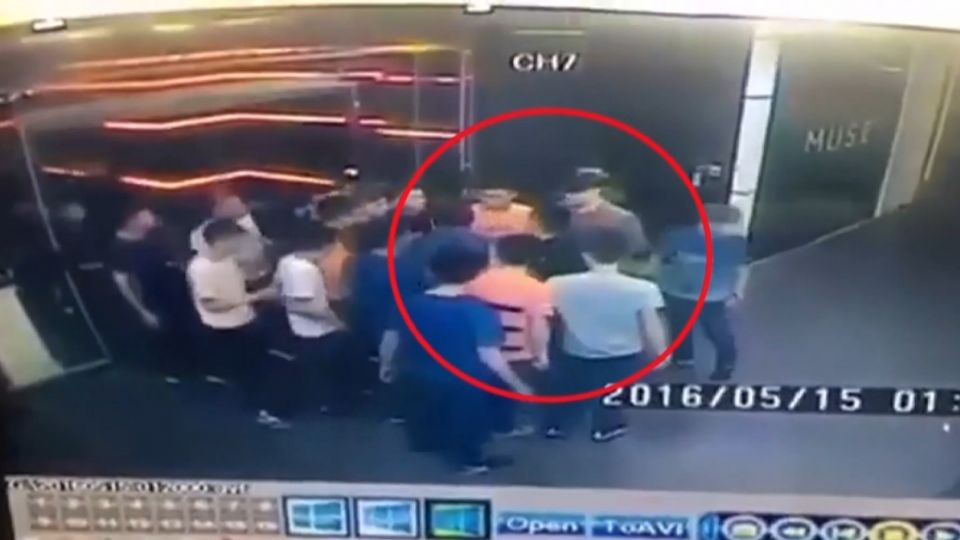 跳舞碰撞糾紛! 男遭「來自新營的」年輕人群毆