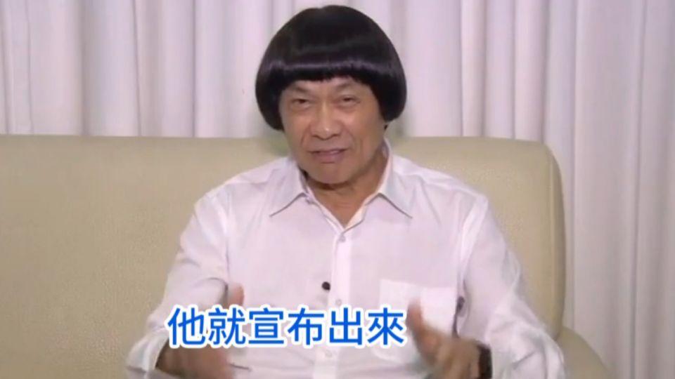 謝金燕揭「家醜」 豬哥亮回應「好毒喔」