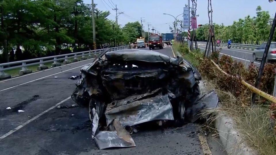 爛醉警兒撞2死 車「借來的」 另載百萬可疑現金