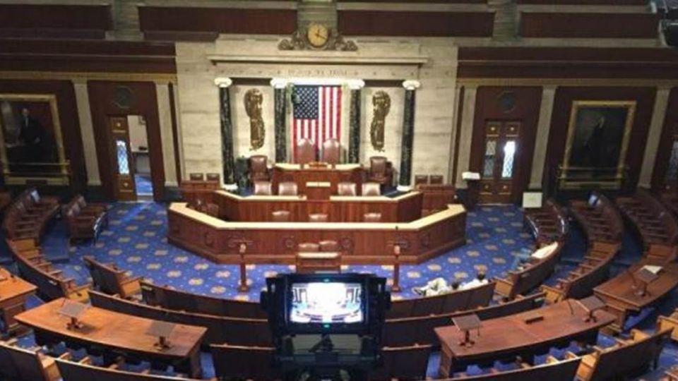 美眾院通過對台六項保證 首度訴諸文字