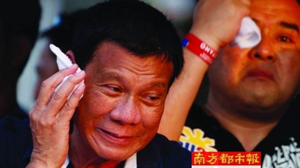 嚴懲性侵犯!菲國新總統:「2個頭都要砍」