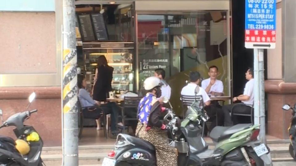 「騎樓經營」夯! 24H連鎖咖啡店成治安重點
