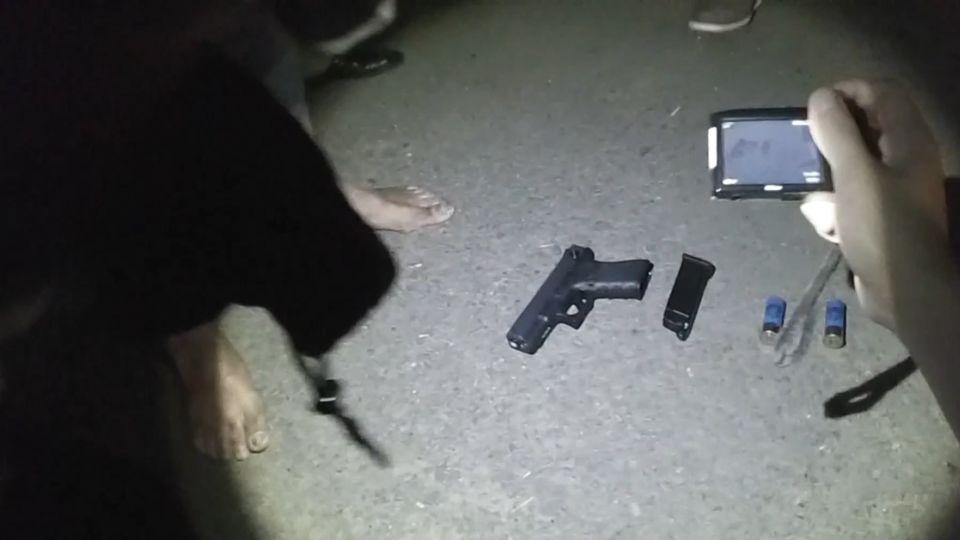 「討錢不成反被抓」 帶3把長短槍談判被逮