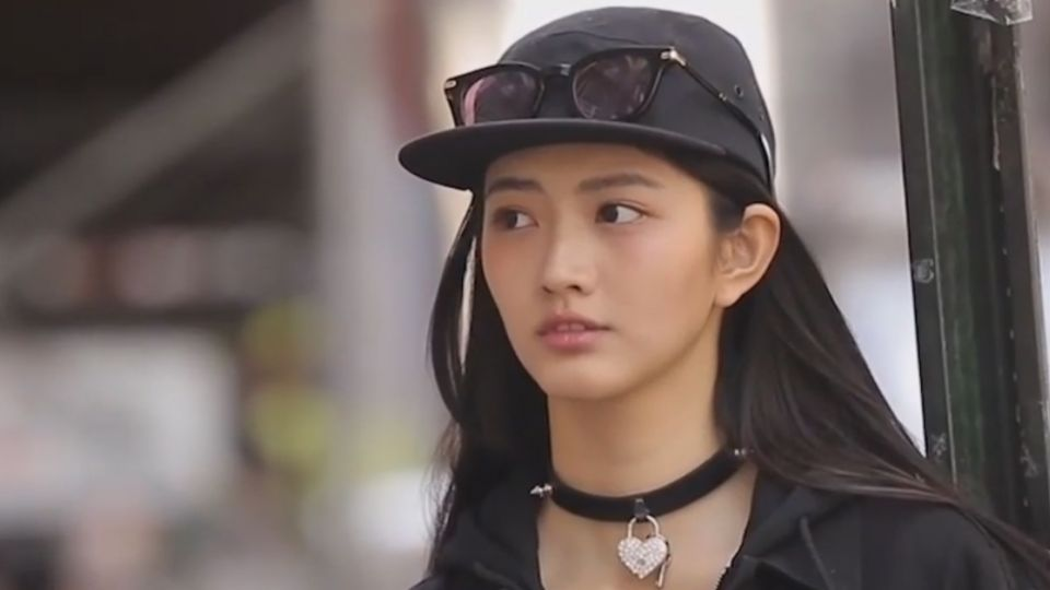 21歲台模吳宜樺 獲選化妝品全球廣告代言人