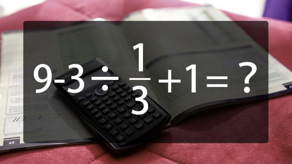 快來算算看!這題數學考倒一票日本人