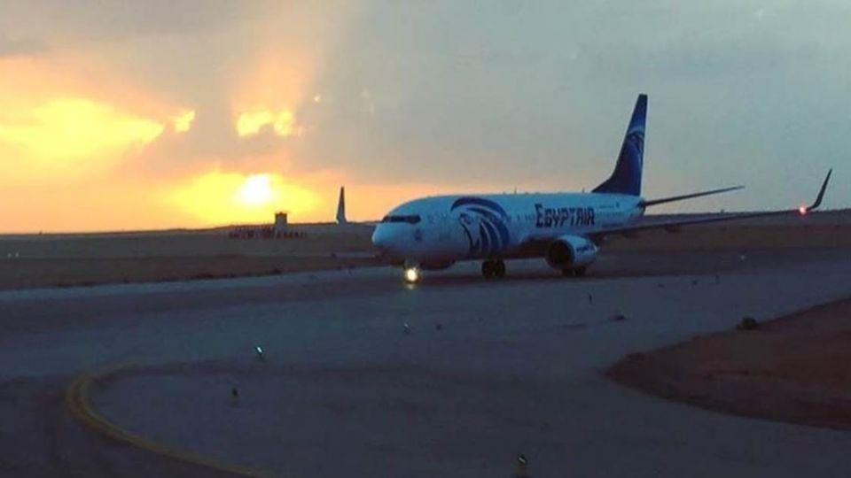 【更新】埃及班機墜希臘小島外海 機上共66人生死未卜