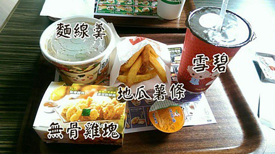 炸雞配麵線!「丹丹漢堡」稱霸南台灣的3個秘密
