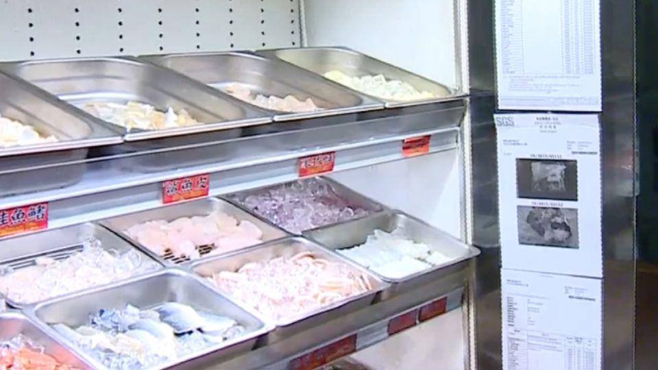 揭密! 吃到飽餐廳食材 海鮮8成皆冷凍貨