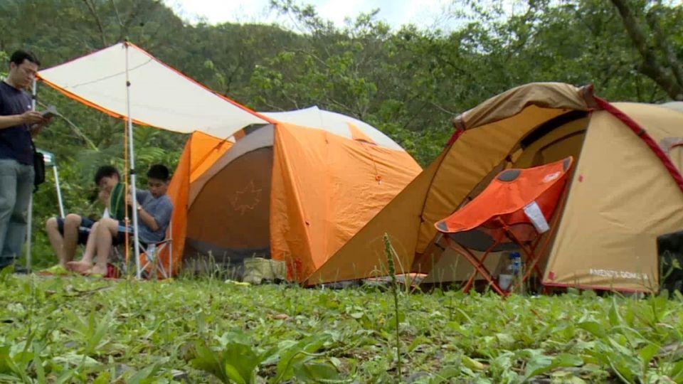 全台瘋露營!月商機上看2億 「營地包租公」興起