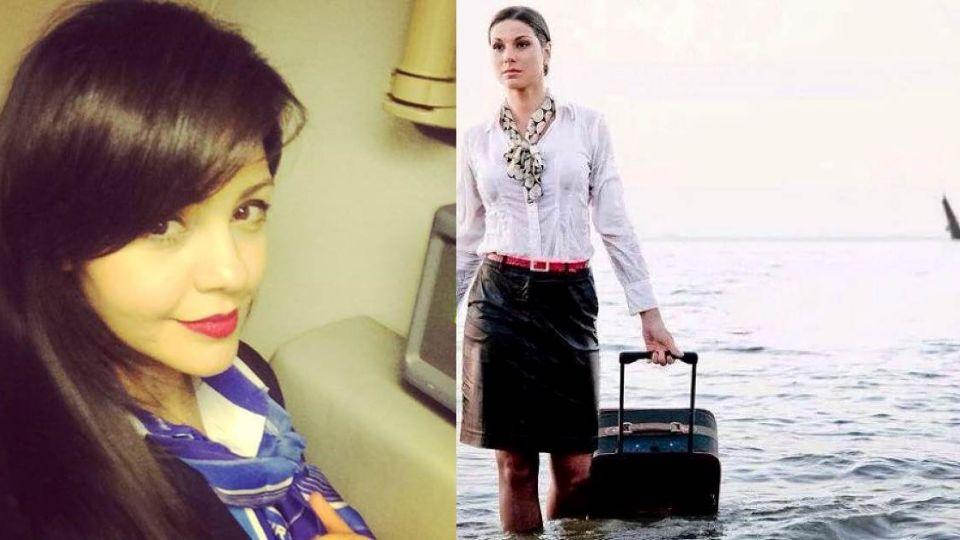 巧合?埃及航空墜機 空姐臉書「預告」墜機