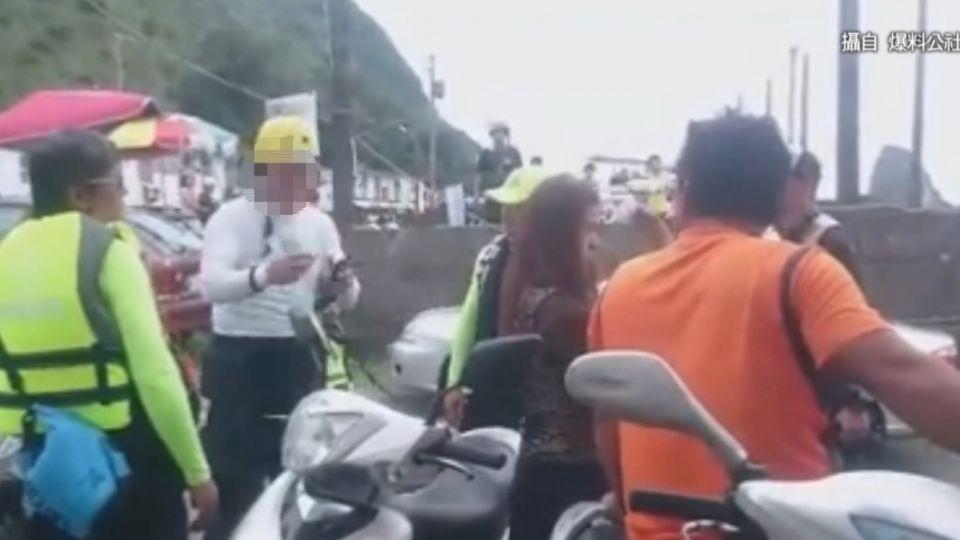 水上摩托車引擎太吵! 蘭嶼居民罵:影響飛魚捕撈