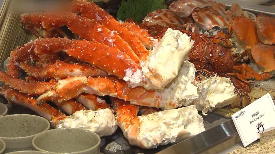美福龍蝦吃到飽「變限點」 衛生局要查「廣告不實」