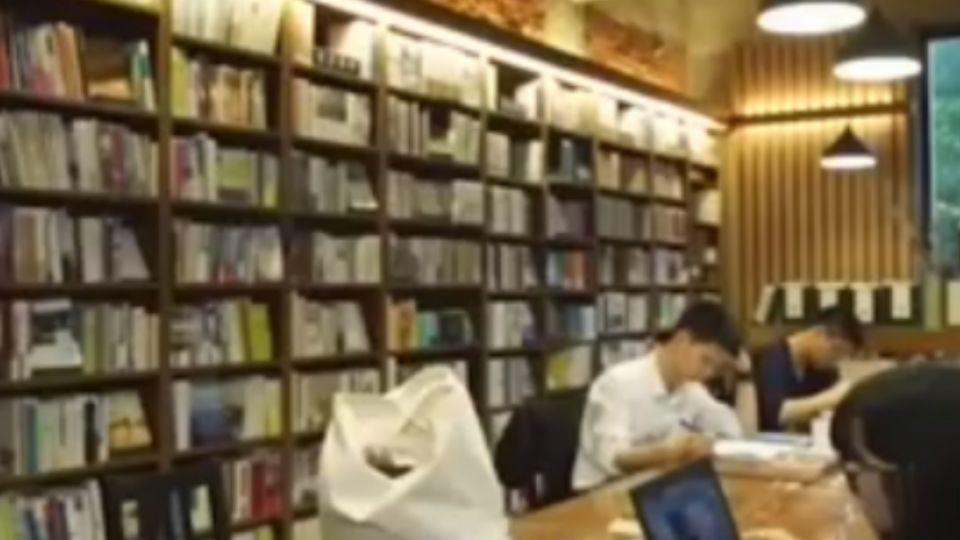 CNN評選最酷書店 暗藏台灣溫情密碼