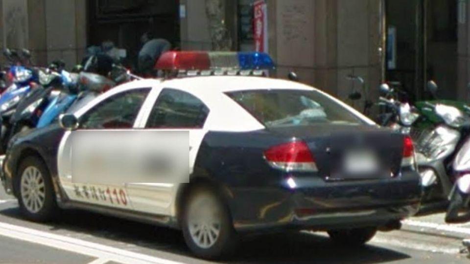 離譜所長執勤爛醉 竟把警車當「代駕小黃」