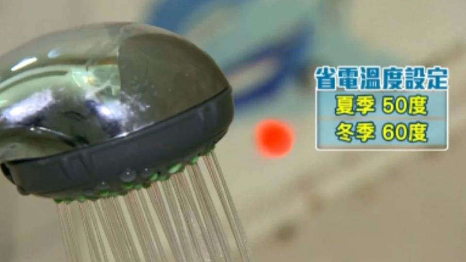 電熱水器很耗電? 專家:不可能暴增14倍電費
