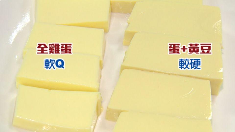 顛覆你想像! 「雞蛋豆腐」可能沒有放黃豆