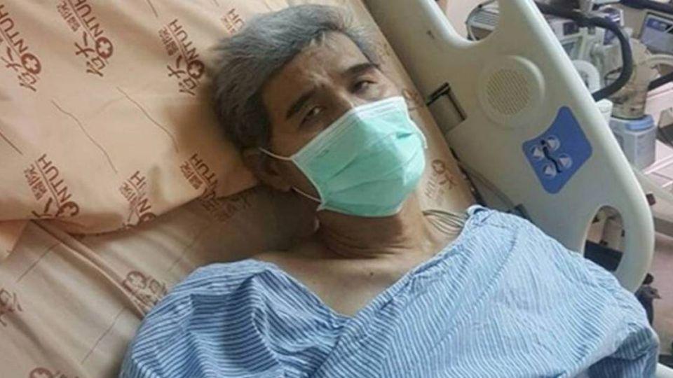 【影片】「傳奇鐵人」古金水病逝 享年56歲