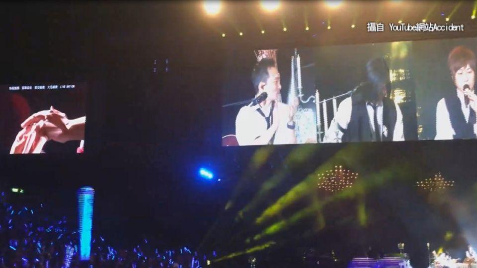 歌迷「求婚」演唱會超時 五月天被罰17萬台幣