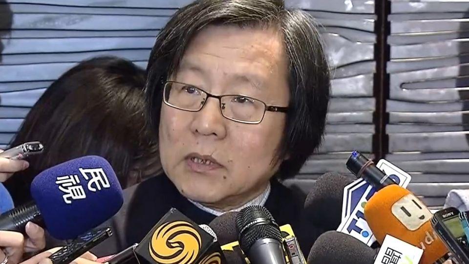 邱義仁重出江湖 接掌亞東關係協會會長