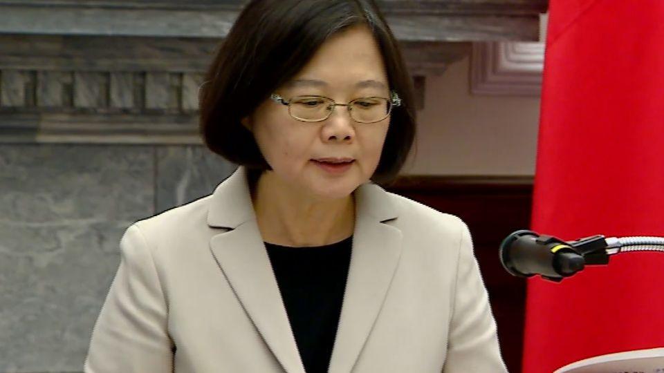 WHA演說「中華台北」自稱 蔡英文:沒有矮化