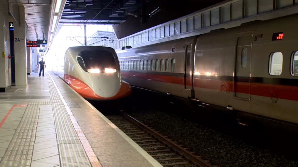 高鐵七月大改點 台北-台南時間縮短