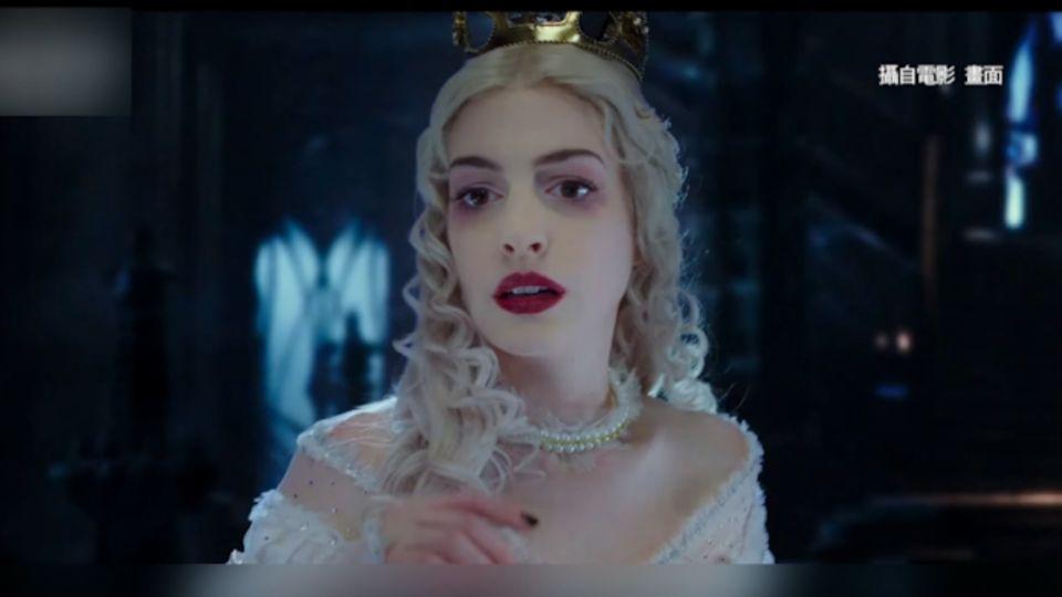 產後復出!「魔境夢遊2」 安海瑟薇賣力宣傳
