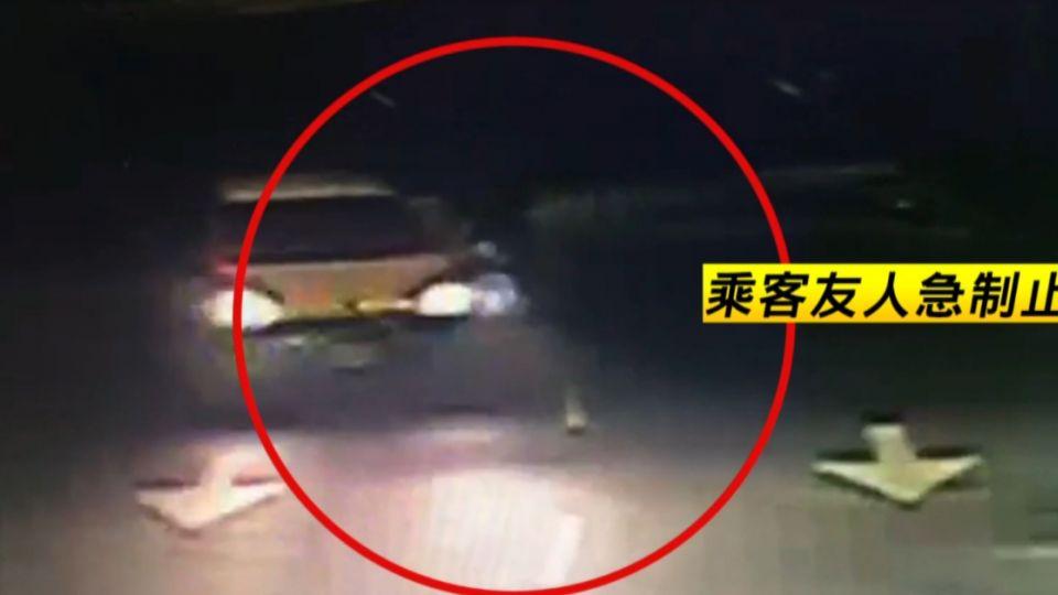 醉客質疑「小黃繞路」互毆 運將追撞2女傷