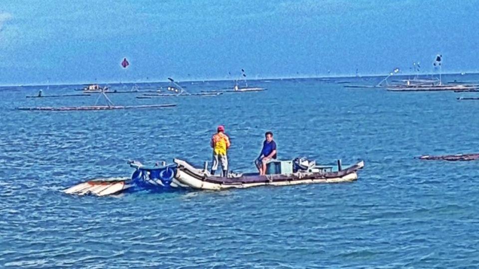 2釣客翻船LINE友求救 傳訊後手機壞「心想完蛋了」