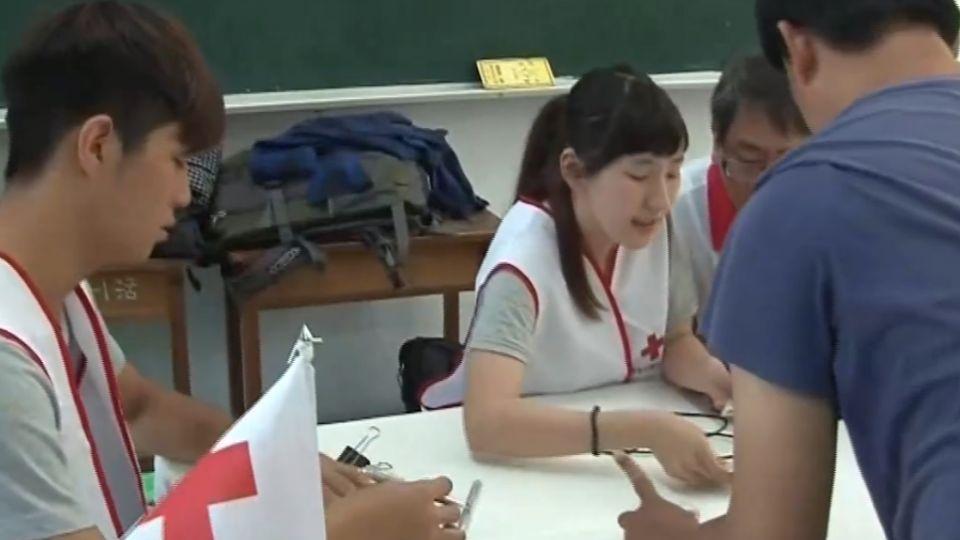 紅十字會再發震災慰問補助 貼心送粽子