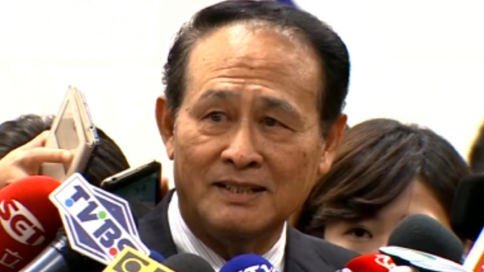 曹啟鴻首度立院報告 遭藍委猛攻「美豬發言」