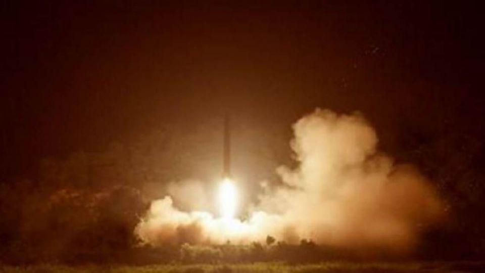 發現北韓發射彈道飛彈徵兆!南韓、日本全面戒備