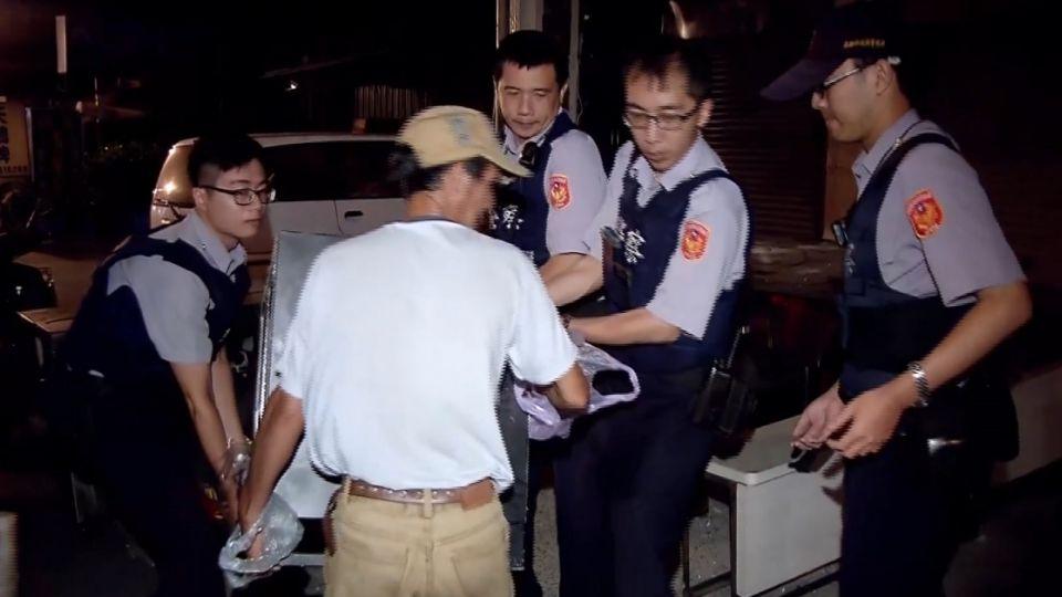 偷鐵板燒店抽油煙機 民眾跟蹤報警聯手逮賊