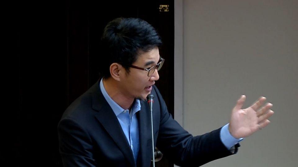 民進黨團動員護林全 不見劉建國出席簽到