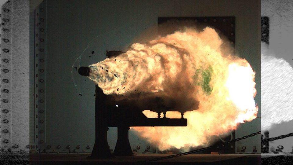 【影片】美新武器「電磁炮」蓄勢待發 大陸飛彈恐完全失效