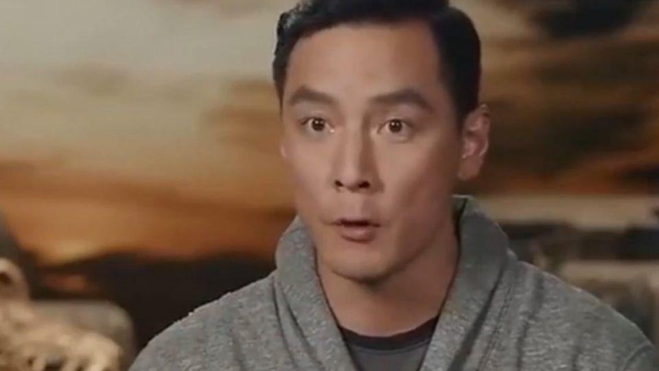 人呢?「吳彥祖」帥臉變成「獸人」樣