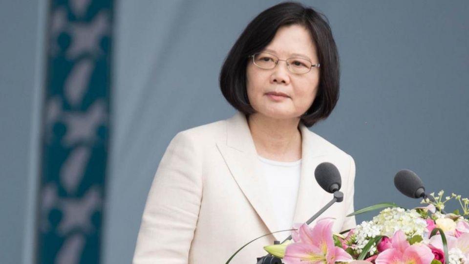 六四27周年 蔡英文臉書籲北京:給人民更多的權利