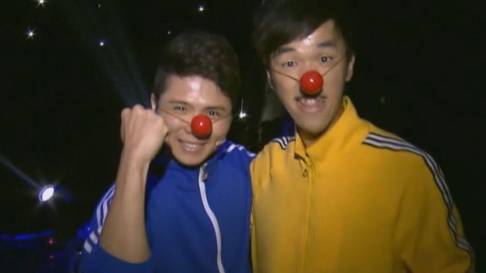 BBOX雙人組香蕉、cooper 「笑傲江湖」秀口技
