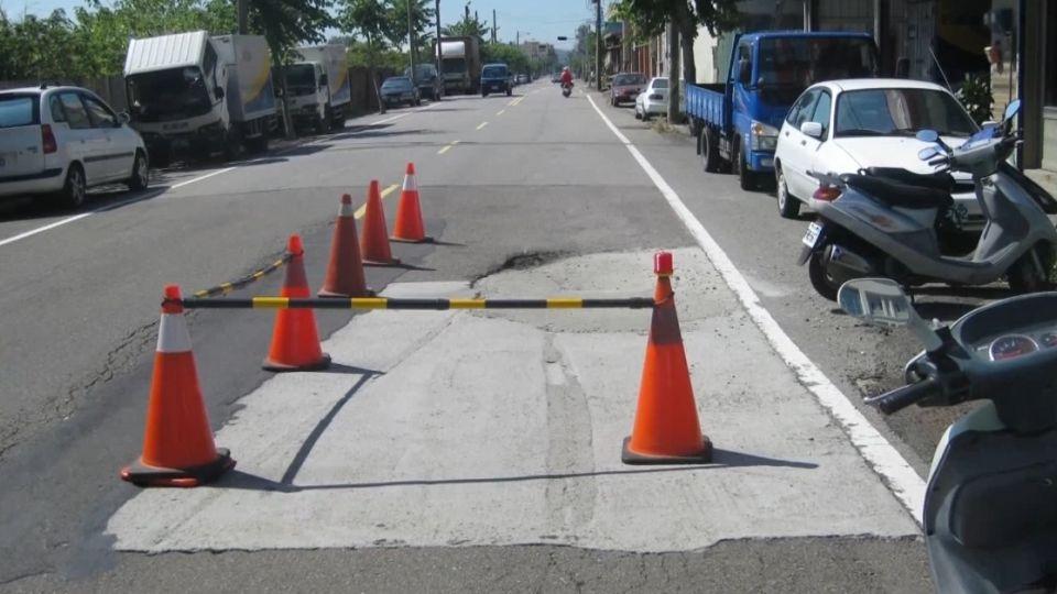 路面落差10公分害摔變癲癇 工程師獲國賠250萬