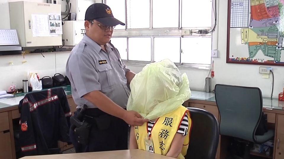垃圾袋套頭救命?! 警救回13歲「氣喘」蹺家女