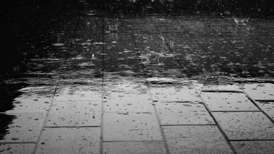鋒面到!中部以北有雷雨 外出雨具別忘記